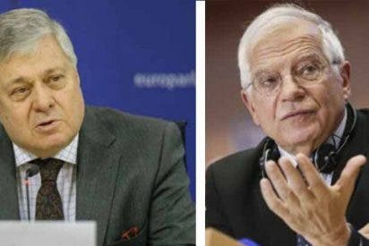 El rastrero golpe de Borrell a López Gil: «Si tuviera un hijo en una Embajada tendría su carga emocional»