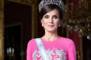 """La Reina Letizia, bautizada por la prensa americana como """"la royal más fashion del mundo"""""""