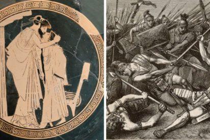 'Gay Pride': El Batallón Sagrado de Tebas, el ejército de homosexuales que humilló a los espartanos
