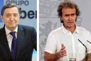 """Losantos durísimo contra Simón por ocultar los nombres de los expertos: """"El único especialista es Tezanos"""""""