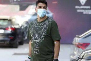 La gordura de Luis Suárez hace saltar las alarmas tras su regreso de la cuarentena