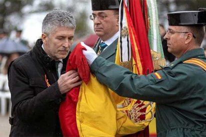 Así ha dilapidado Marlaska su prestigio de juez: pisoteando a la Guardia Civil mientras otorga privilegios a los etarras