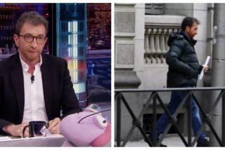"""Pablo Motos ve una 'mano negra' detrás de su foto sin mascarilla: """"¿Quieren intimidarme y hacerme callar?"""""""