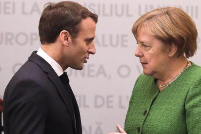 Merkel y Macron acuerdan asignar 500.000 millones a fondo perdido para hacer frente al impacto del coronavirus