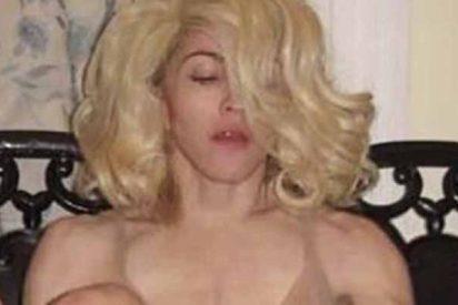 Instagram se rinde ante Madonna y le permite un desnudo brutal