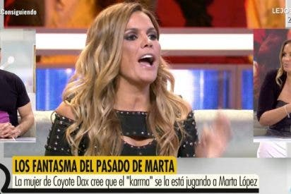 La sobreexposición por el 'MerlosPlace' desprestigia a Marta López: