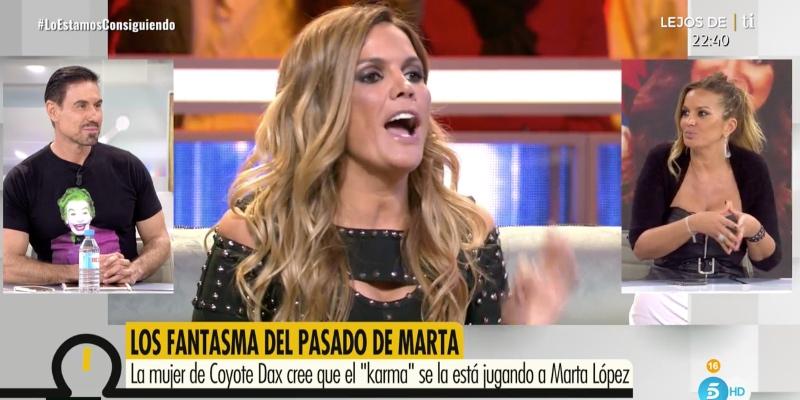 """La sobreexposición por el 'MerlosPlace' desprestigia a Marta López: """"No me sentía cómoda en el papel de víctima"""""""
