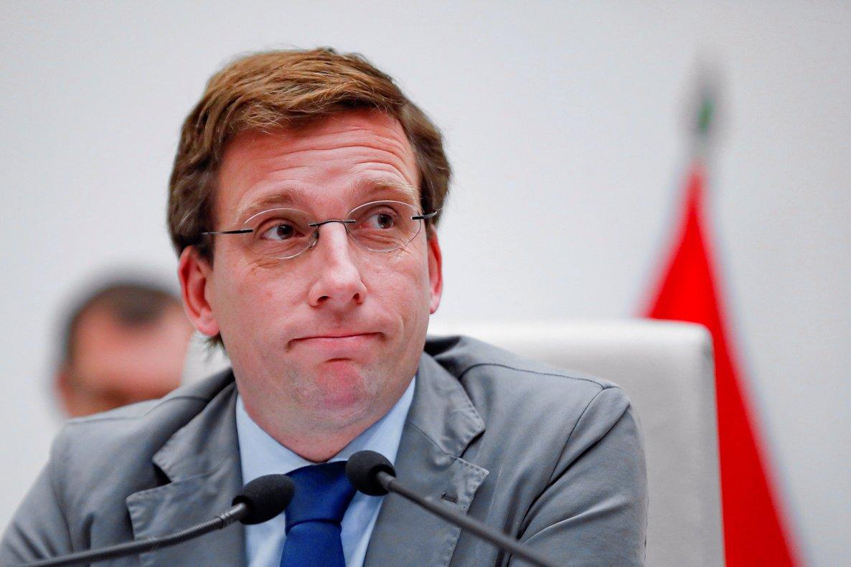 Martínez Almeida: Sánchez es el responsable del ataque al Rey y Garzón e Iglesias son sus espantajos