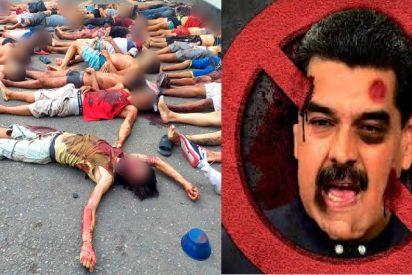 La carnicería del régimen de Maduro en la cárcel de Guanare: 47 presos
