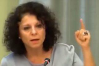 Mercedes Parrilla, la concejal del PP que asa a la parrilla a los progres de PSOE y Podemos