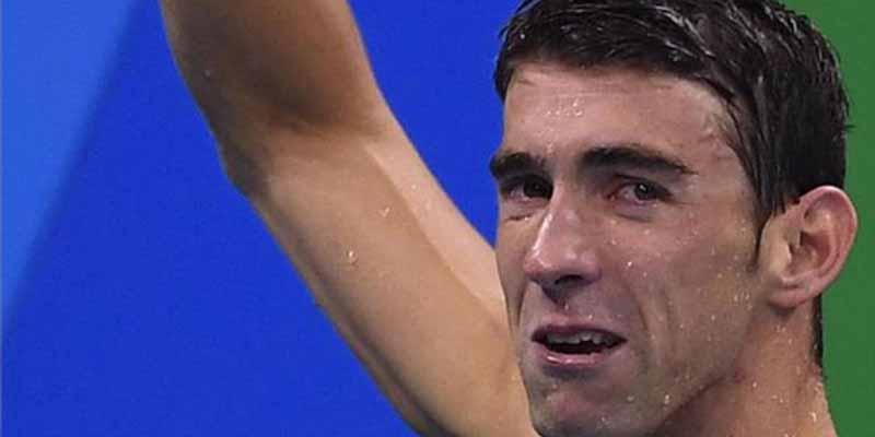 El sufrimiento de Michael Phelps en una carta: hundido en la depresión por el encierro de la cuarentena