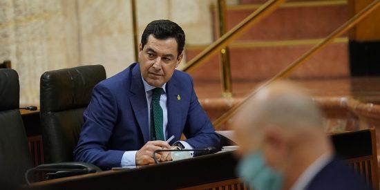 Moreno lamenta el desigual reparto de fondos del Gobierno