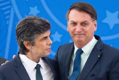 Que hay detrás de la renuncia de Nelson Teich como ministro de Salud de Jair Bolsonaro