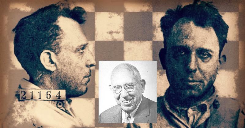 Norman Whitaker, el criminal que era maestro de ajedrez y jugó con Bobby Fischer y estuvo preso en Alcatraz con Al Capone