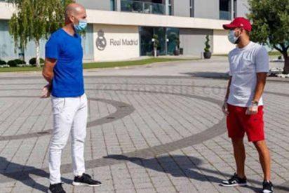 Real Madrid: distanciamiento, guantes y mascarillas, la nueva normalidad en Valdebebas