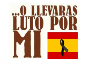 """Laureano Benitez Grande-Caballero: """"¿Por quiénes no doblan las campanas?: «O llevarás luto por mí»"""""""