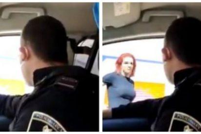 """Arrestan al policía de Benidorm que se cebó con el transexual: """"¡De día eres más feo, vete ya, cerdo!"""""""