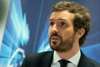 """Pablo Casado: """"Ya no tiene sentido apoyar a Sánchez para prorrogar el estado de alarma"""""""