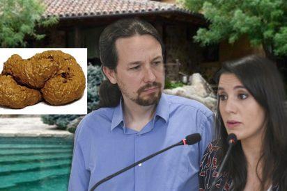 El chalet de Galapagar, profanado: Iglesias y Montero reciben un apestoso 'regalo' en su buzón