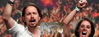 """Eduardo Inda: """"Pablo Iglesias, el mayor escrachador del reino, dice ahora ¡nene pupa!"""""""