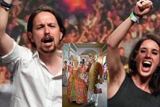Pablo Iglesias e Irene Montero: la Larga Marcha hacia la Casta de los Marqueses de Galapagar