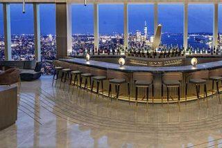 """""""Peak"""", el nuevo restaurante más alto de Nueva York"""