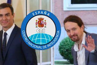 El Gobierno PSOE-Podemos usa ya al CNI como si fuera su Gestapo