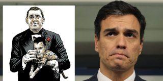 """Eduardo Inda: """"Sánchez y Otegi, tal para cual"""""""