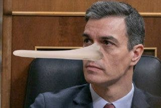Pedro Sánchez, Pablo Iglesias y sus ministros mienten hasta en el precio de la luz