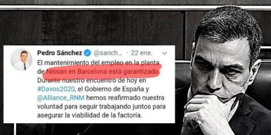 Los japoneses llegan con los trabajadores españoles: Nissan no ejecutará despidos hasta finales de 2021