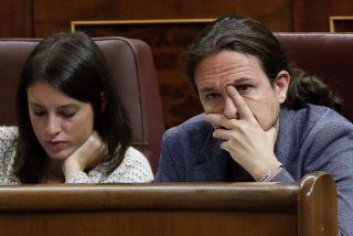 Las cuentas de Podemos profundizan las 'cloacas' de Iglesias: contratación machista y precaria