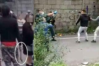 La Guardia Civil, atacada con palos y hachas tras detener a un hombre que se saltó el confinamiento
