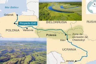 Esto es Polesia, la 'amazonía' de Europa amenazada por el fantasma del accidente nuclear de Chernobyl