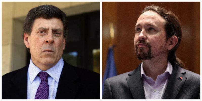 Juan Carlos Quer desnuda en un plis plas las contradicciones vengativas de Pablo Iglesias