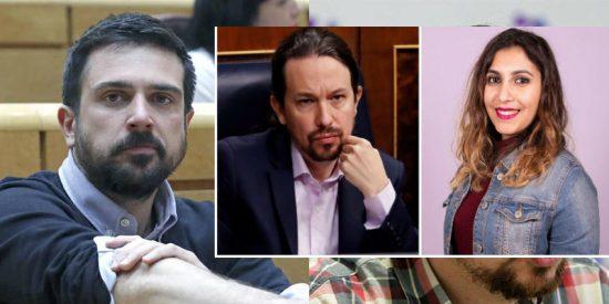 Hasta el podemita Espinar se escandaliza con la 'web de intoxicación' que lanza Iglesias