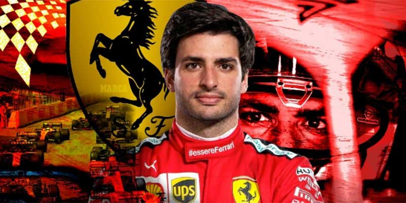 La noticia que esperaban los españoles para volver a engancharse a la F1: Carlos Sainz, a Ferrari