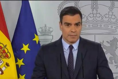 Pedro Sánchez se burla de los madrileños y alega desconocer el ataque del PSOE a Isabel Díaz Ayuso