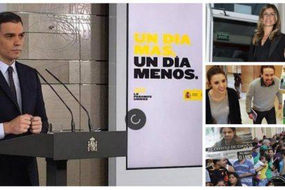 Sánchez lleva un año, 11 meses y 27 días en La Moncloa: ¿puede usted citar algo que haya mejorado para los españoles?