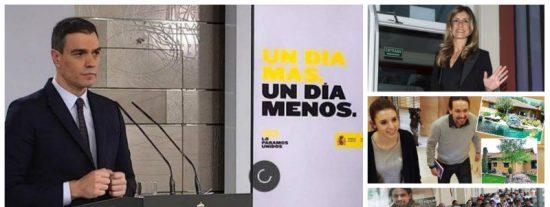Sánchez lleva un año, 11 meses y 26 días en La Moncloa: ¿puede usted citar algo que haya mejorado para los españoles?