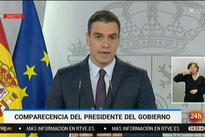 Sánchez nos tortura con otro 'Aló presidente': ¿qué opciones le quedan si no le aprueban seguir con el Estado de Alarma?