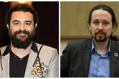 'El Sevilla' (Mojinos Escozíos) le propina un soberano zasca a Pablo Iglesias por los ceses y dimisiones en la Guardia Civil