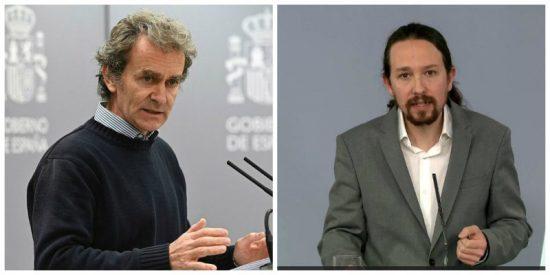 'Caso resuelto': Pablo Iglesias y los expertos 'secretos' de Fernando Simón culpan a Madrid del coronavirus