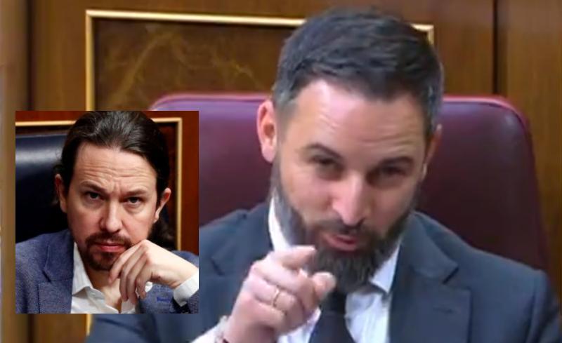 Estos son los seis delitos por los que VOX denuncia a Pablo Iglesias y a su séquito por el 'caso Dina'