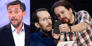 El fallido 'rescate' de Javier Ruiz a Iglesias: revive un 'bulo' de Echenique, ya destruido por Tertsch
