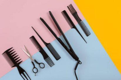 Tipos de peines de peluquería