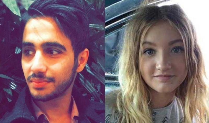 Detienen a un iraquí de 23 años por decapitar a su novia sueca de 17 y guardar su cabeza envuelta en papel de aluminio
