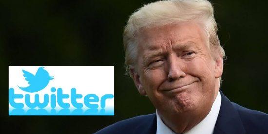 Twitter prohíbe los 'tweet' para desear la muerte del contagiado Donald Trump