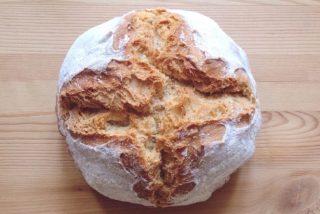 Pan casero: la receta para hacer una hogaza en casa