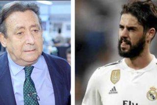 """Ussía contra Isco: """"¡Fuera del Madrid, desagradecido, puerco!"""""""