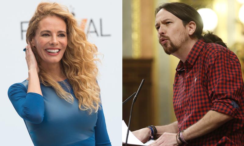 Paula Vázquez jalea la 'paguita' podemita con insultos a los votantes de derechas